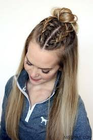 easiest type of diy hair braiding 65 quick and easy back to school hairstyles for 2017 school