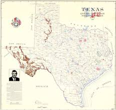 Map Austin Texas by Commissioner Bush Follows Long Standing Tradition Of Mapping Texas