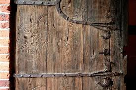 carved wood plank the doors of the church are beautiful exles of wood
