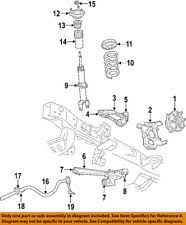 2005 dodge dakota front suspension diagram dodge dakota shocks struts ebay