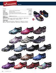 Comfort Sockliner Footwear Summer 2016 Catalog