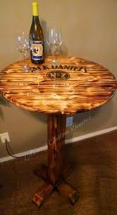 Woodworking Plans For Kitchen Tables by 25 Best Pub Tables Ideas On Pinterest Barrel Table Barrel