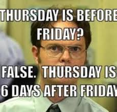 Thursday Meme Funny - thursday meme funny thursday work pictures