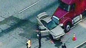 gsp multi car crash kills one on i 285 cbs46 news
