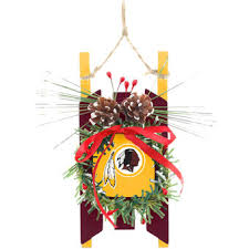 washington redskins decorations gift bags ornaments
