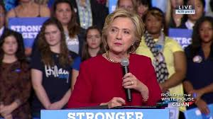 Hillary Clinton Hometown by Hillary Clinton Campaigns Akron Ohio Oct 3 2016 C Span Org