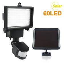outdoor solar flood light ebay