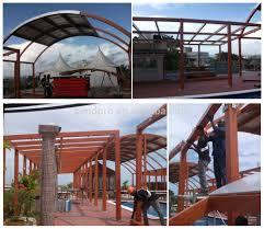 veranda cer usata stile dell europa usato telaio in alluminio vetro temperato
