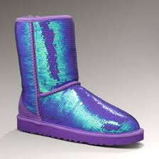 ugg glitter boots sale shoes ugg boots glitter shoes purple shoes wheretoget