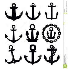 anchor icon stock photo image 5620490