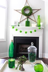 spring green coffee table decor 2 bees in a pod