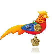 hallmark 1981 dreams shop peek thru ornament ebay