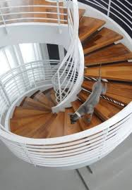 Wooden Spiral Stairs Design Wooden Spiral Staircase Enclosed Design Of Furniture