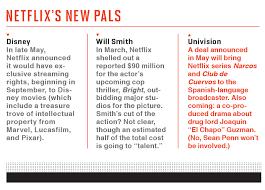 how netflix became hollywood u0027s frenemy