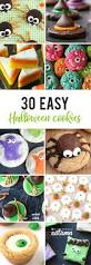 Nutter Butter Halloween Ghost Cookies by The Mega List Of Easy Halloween Cookies It U0027s Always Autumn