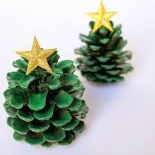 fancy pine cone christmas tree ornaments amazing ideas 40 creative