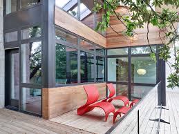 exterior amazing modern balcony designs with glass balcony fence