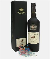 40th birthday delivery 40th birthday 40 year port gift price inc next day delivery