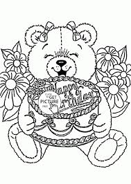 215 coloring cake u0027s images draw coloring