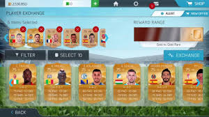 fifa 16 mobile halloween player exchange special purple card