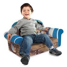Elmo Sofa Chair Spin Master Marshmallow Furniture Flip Open Sofa Jake