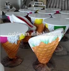ice cream table and chairs ice cream shop theme furniture table and chairs ice cream furniture