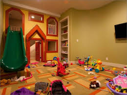 kids basement playroom ideas