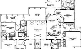 Wohndesign Glamourös 5 Bedroom House Plans Peachy Design Ideas 8 House Plans Ideas Photos