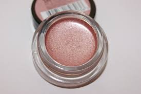 maybelline color 24hr eyeshadow in pink gold review the