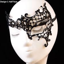 mask for masquerade party women lace butterfly cat eye mask masquerade party prom