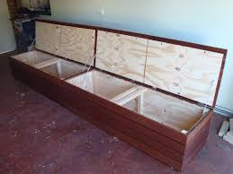 Storage Bench Seat Bench Design Stunning Wide Storage Bench Wide Storage Bench
