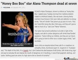 Honey Boo Boo Meme - honey boo boo by rexssj meme center