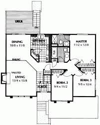 Split Level Floor Plans 1960s Floor Split Floor House Plans