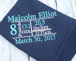 personalized quilt etsy