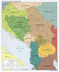 greece map political western balkans political map 2008 size