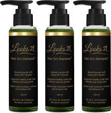 Azelaic Acid Hair Loss Looks 21 Hair Fall Control Shampoo Sulfate Free Value Pack Of 3