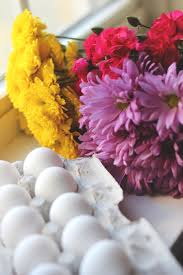 eco benevolent easter eggs coloring ideas with of natural dyes