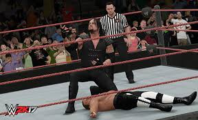 wwe 2k17 review ign gaming archives ign times
