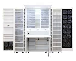 scrapbooking cabinets and workstations the workbox 3 0 the original scrapbox