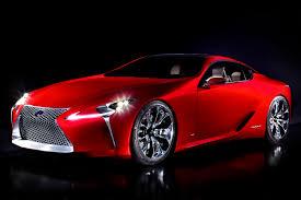 lexus hybrid 2012 lexus to debut lf lc hybrid coupe concept 2012 aims