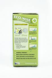 amazon com eco wise cat litter odor control additive 1 5 kg