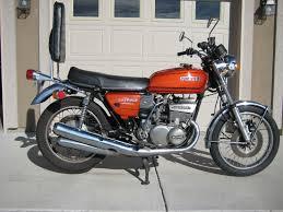 1975 suzuki gt550 indy 550cc 2 stroke triple w 5spd