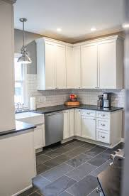 kitchen floors ideas i like everything about this look maybe a color for backsplash