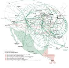 Atlanta International Airport Map by April 2015 World Airline News