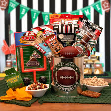 healthy snack gift basket football gift basket includes healthy snacks and half time