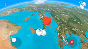 Where Is Mount Everest On A World Map by Verne The Himalayas U0027 3d Google Maps Imagery Lets You Explore Mt
