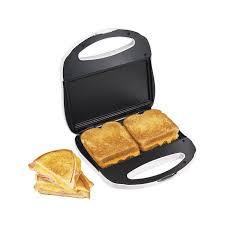 Proctor Silex Sandwich Maker Model P White