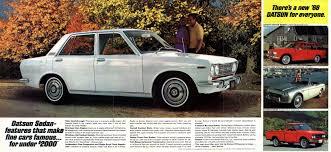 classic datsun 510 gtp cool wall 1968 1973 datsun 510