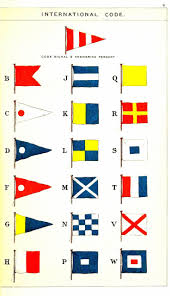 33 best vintage flags images on pinterest nautical flags