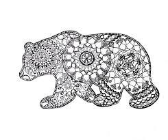 25 best tiny bear tattoo images on pinterest bear tattoos